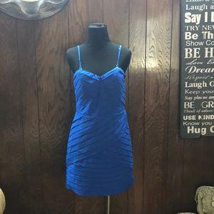 Gianni Bini Women Blue Dress M